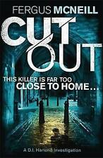 New, Cut Out (DI Harland), McNeill, Fergus, Book