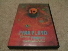 Pink Floyd - Live at Pompeii (DVD, 2003, Amaray Case)