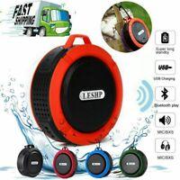 Wireless Bluetooth Speaker Portable Mini Super Bass Loud Speaker Rechargeable