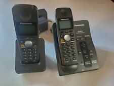 Panasonic KX-TG6051B 5.8GHZ Cordless Phone /Answering System *New Batteries*