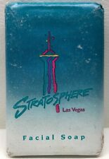Vintage Retro Stratosphere Las Vegas Bar Facial Soap