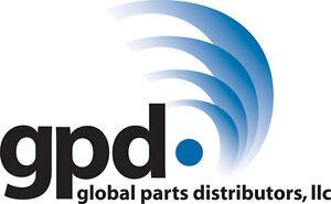 A/C Compressor - New- With Kit Global Parts Distributors 9622647