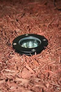 12V Low Voltage Outdoor Landscape Yard Garden Well Light
