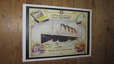 The Titanic SOAP Repro POSTER