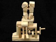 Kissing couple-Timberkits self-assembly costruzione in legno modello MOBILE KIT