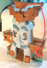 Fisher Price Jake & Neverland Pirates Hook's Adventure Rock PlaySet blackbeard