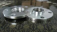 Two WHEEL HUBCENTRIC SPACERS 5X100MM | 20MM THICK | 54.1MM CB