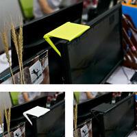 Computer Monitor Screen Riser Desktop Stands TV Rack Display Storage Desk-Shelfs