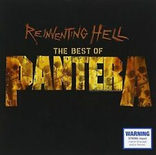Pantera - Reinventing Hell The Best of CD Dimebag Darrell Phil Anselmo
