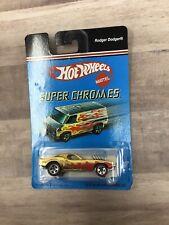 Hot Wheels Super Chromes Gold Chrome Rodger Dodger D02 #2