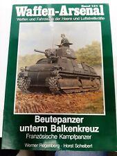 waffen arsenal b121 beutepanzer unterm balkenkreuz Französische kampfpanzer