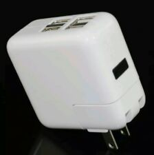 4 Multi-Port USB Wall Charger 5W Power Adapter LED Charging Display for Apple