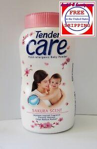 Tender Care Hypo-Allegenic Baby Powder Sakura Scent 100g