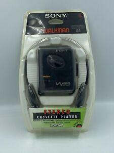 Sony Walkman Stereo Cassette Player Mega Bass WM-EX102 Anti-Rolling Mechanism