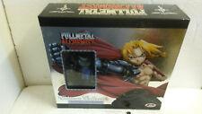 Coffret Edition Collector DVD Fullmetal Achemist Intégrale Deluxe Dybex Figurine