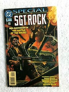 Sgt. Rock Special #2 (Nov 1994, DC) VF- 7.5