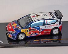 "Citroen c4 WRC ""Cyprus"" 2009, 1:43 norev"