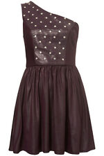 Topshop Skater Short/Mini Sleeveless Dresses for Women