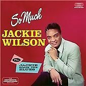 WILSON JACKIE - SO MUCH  & JACKIE SINGS THE BLUES  NEW CD