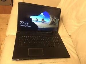 Sony Vaio Laptop 17 Inches i7 SVE171C11M