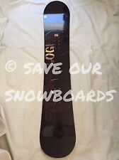 NEW OLD STOCK Vintage Lib Tech Dark Series Snowboard 155 FREE SHIP