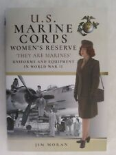 Book: US Marine Corps Women's Reserve 'They Are Marines': Uniforms and Equipment