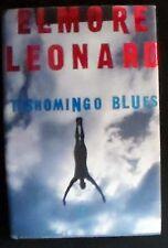 Tishomingo Blues Elmore Leonard HB/DJ 1st ed., 1st printing Near Fine