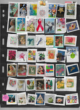 50 US stamps mix (  700 )