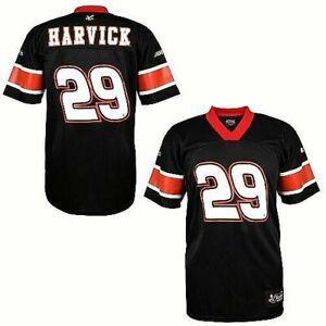 Kevin Harvick # 29 Men's Football Jersey, X-Large