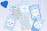 Funny Baby Milestone Cards Alternative Funny Gift For New Mums /& Baby Showers