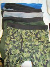 Hanes Comfort Soft 7 Pack Boys Tagless Boxer Briefs Size Xl (18-20)