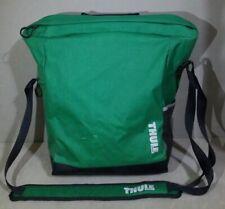 Thule Pack 'n Pedal Easy Mount Bicycle Tote Bag Set 23.5 Lite Green Black