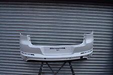 VW Touran R Line NUOVO MODELLO Paraurti Posteriore In Bianco 2016