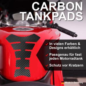 "Tankpad ""CARBON Tankpads"" Tankaufkleber Tankschutz Lackschutz Aufkleber Motorrad"