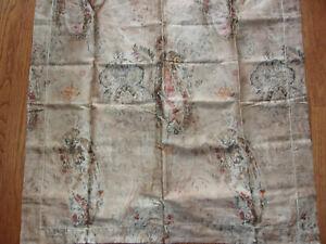 New Ralph Lauren Verdonnet Camel Paisley Euro Pillow Sham
