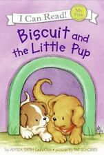 Biscuit and the Little Pup (My First I Can Read - Level Pre1)-ExLibrary