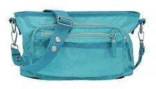 GEORGE GINA & LUCY Nylon Baby Baby2stroll Tasche Wickeltasche Blau Blue Neu