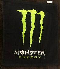 MONSTER ENERGY - PRO TOWELS ETC. - USED FACE TOWEL