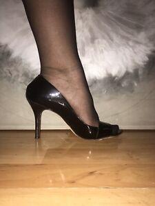 Kurt Geiger Black high heel pumps UK size 6 / EU 39