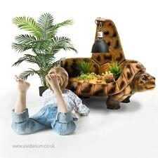 VIVIDARIUM TORTOISE HOUSING, AWARD WINNING, home, house, turtle, terrapin,