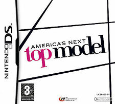 Nintendo DS NDS DSi xl Lite jeu America 's comme Germany' s next top model NEUF