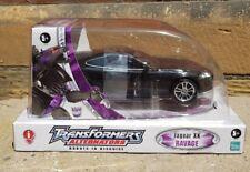 Jaguar XK arrasan Decepticon Transformers Alternadores Nuevo Sellado 2006 Raro