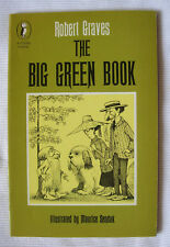 The Big Green Book by Robert Graves, illustrated by Maurice Sendak (PB 1978)
