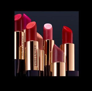 Estee Lauder Pure Color Envy Sculpting Lipstick F/Size 3.5G V$52 Navy Case UPick