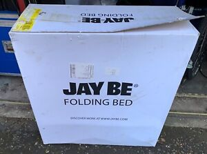 Jay Be Folding Z bed - never used
