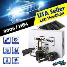 2 x 9006 HB4 COB LED Headlight Replacement 6000K 160000LM Bulbs for Fog Light !
