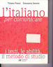 L'italiano per comunicare di Franzi Damele - 1998 -  Archimede