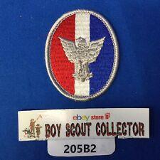 Boy Scout Eagle Scout Patch Cir:1970's