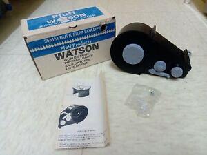 Pfaff Watson 35mm Bulk Film Loader