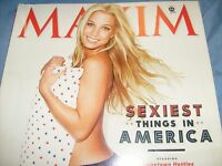 Maxim March 2012 Dominique Storelli -  Sexiest Things in America  , hot / f4